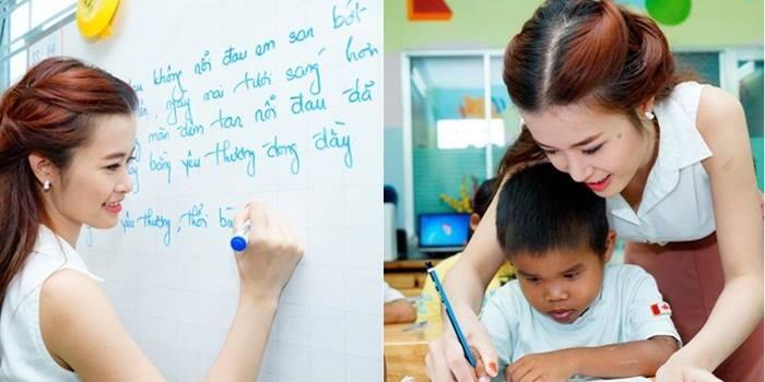 Sao Việt tri ân thầy cô trên Facebook