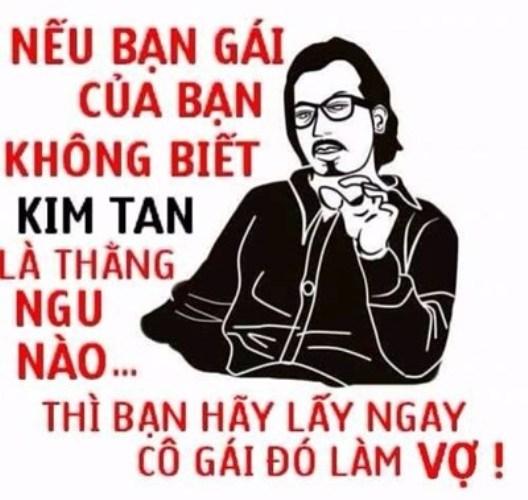 Khó đỡ loạt ảnh chế Kim Tan của cư đồng mạng