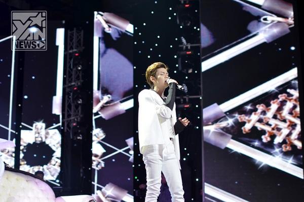 Đào Bá Lộc tự tin thể hiện con đầu lòng tại Bài hát yêu thích