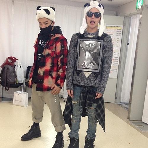 G-Dragon và Taeyang