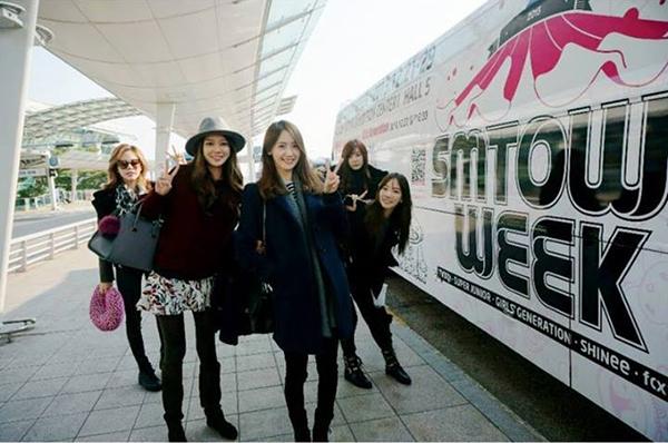 SNSD quảng bá cho concert Marchen Fantasy