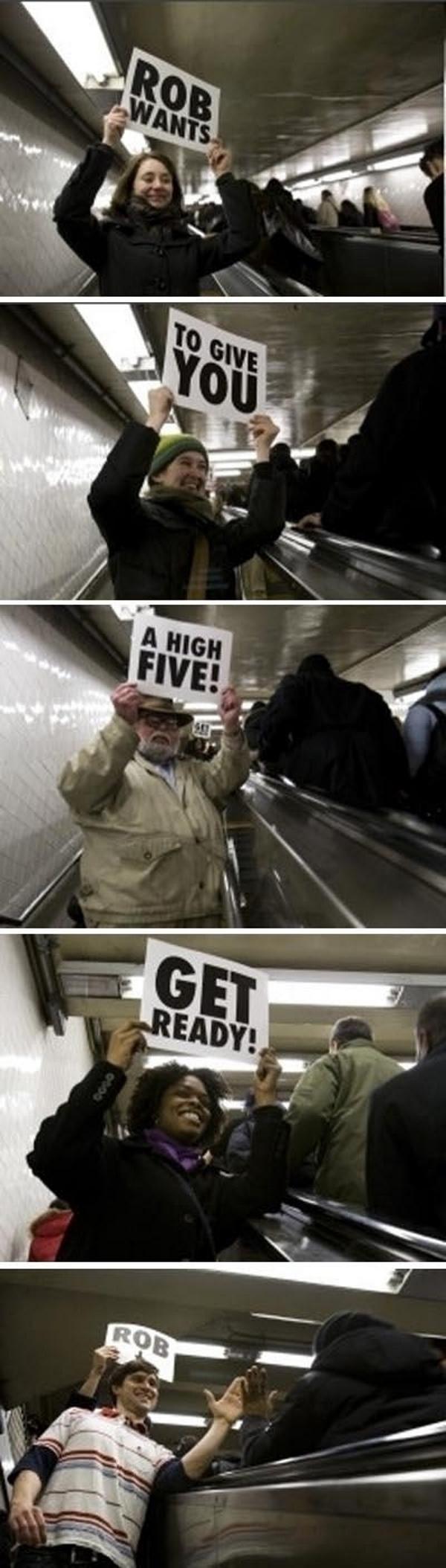 35 bức ảnh minh chứng lòng tốt con người vẫn còn tồn tại.