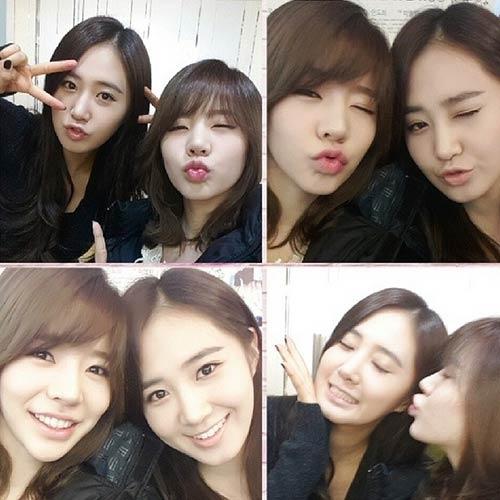 Sunny Yuri (SNSD)