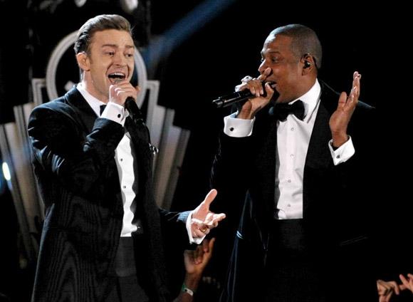 Jay-Z và Justin Timberlake dẫn đầu danh sách đề cử Grammy 2014. - Tin sao Viet - Tin tuc sao Viet - Scandal sao Viet - Tin tuc cua Sao - Tin cua Sao