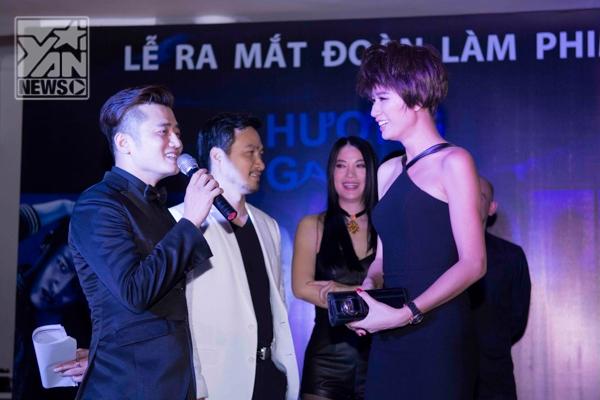 Sau Thần tượng, Chi Pu tái ngộ Harry Lu trong phim Hương ga - Tin sao Viet - Tin tuc sao Viet - Scandal sao Viet - Tin tuc cua Sao - Tin cua Sao
