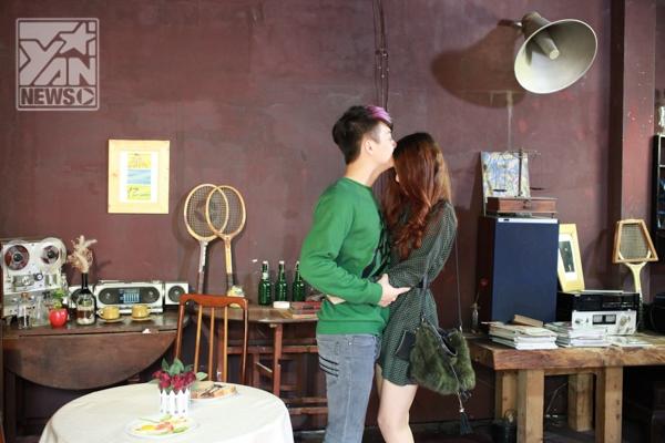 Ngô Kiến Huy thay Bùi Anh Tuấn làm người yêu của Lilly Luta - Tin sao Viet - Tin tuc sao Viet - Scandal sao Viet - Tin tuc cua Sao - Tin cua Sao