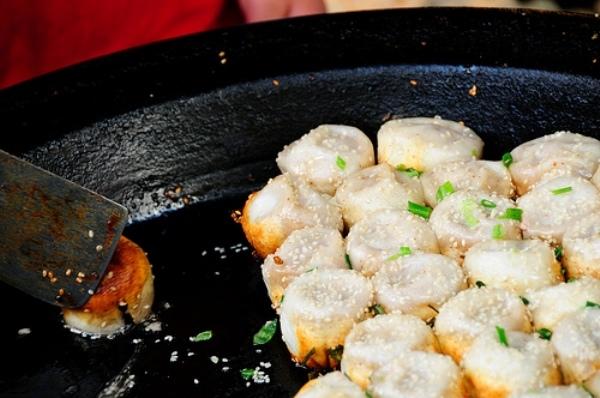 4 món ăn đường phố hấp dẫn ở Đài Loan