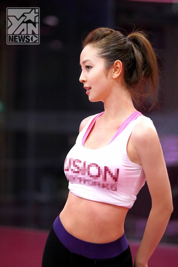 Jennifer Phạm tiết lộ bí quyết lấy lại vóc dáng sau khi sinh