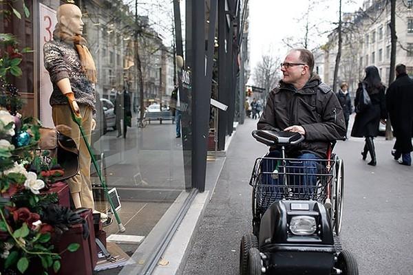 Sáng tạo cảm động tôn vinh vẻ đẹp của người khuyết tật