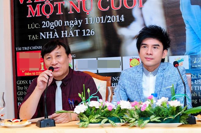 Ông bầu Hoàng Tuấn trả lời các câu hỏi của báo giới - Tin sao Viet - Tin tuc sao Viet - Scandal sao Viet - Tin tuc cua Sao - Tin cua Sao