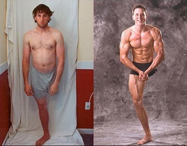 5 Bức hình before-after ấn tượng