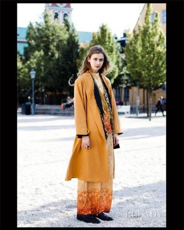 8 gam màu 'quyền lực' cho áo khoác đẹp mùa Đông
