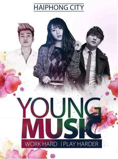 Young Music kéo dàn hotboy, hotgirl và underground đổ bộ xuống Đất Cảng