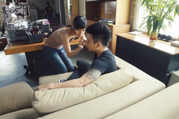 Nhóm The Men giảm cân cấp tốc để quay MV - Tin sao Viet - Tin tuc sao Viet - Scandal sao Viet - Tin tuc cua Sao - Tin cua Sao