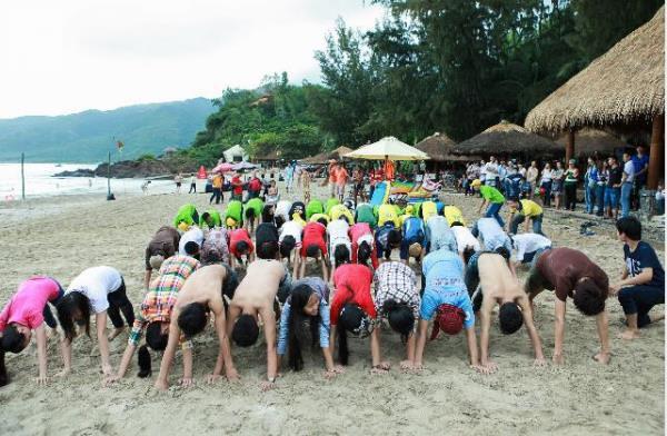 Thu Minh quậy hết mình với Nhũ Tiên Festival