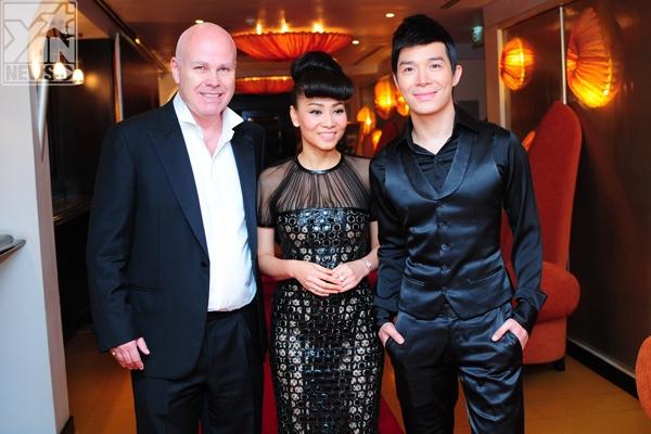 Chồng Thu Minh nhắc khéo đến Hương Tràm - Tin sao Viet - Tin tuc sao Viet - Scandal sao Viet - Tin tuc cua Sao - Tin cua Sao