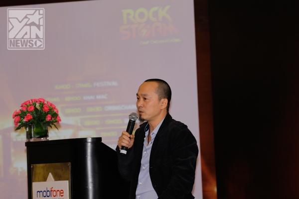 """Rockstorm 2013 mang rockband Thụy Điển """"càn quét"""" fan Sài thành"""