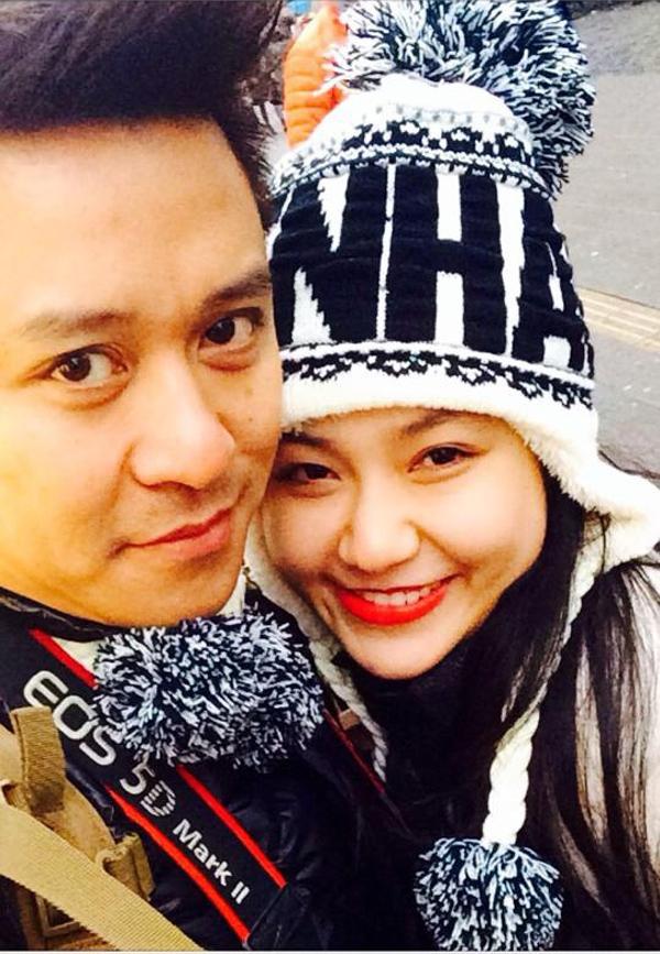 Thu Minh bị chồng Tây