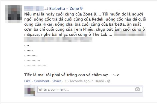 Zone 9 chính thức đóng cửa, giới trẻ Hà thành buồn vì không còn nơi vui chơi