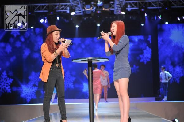 Hương Tràm song ca cùng quán quân Vũ Thảo My ở chung kết Fashion Star - Tin sao Viet - Tin tuc sao Viet - Scandal sao Viet - Tin tuc cua Sao - Tin cua Sao