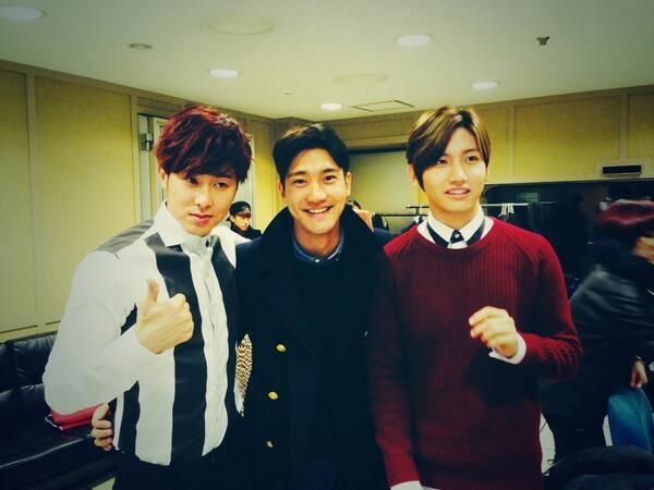 Choi Siwon (Super Junior) TVXQ