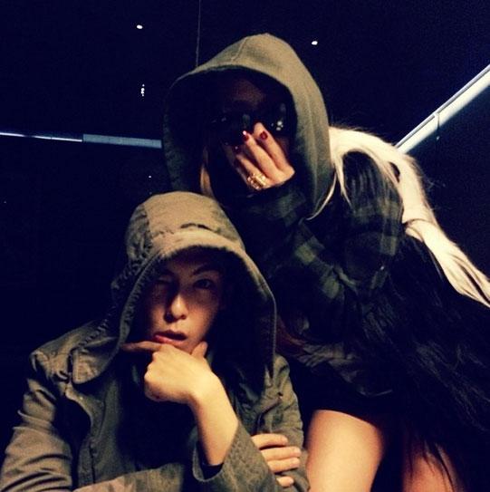 CL (2NE1) + TOP (Big Bang)