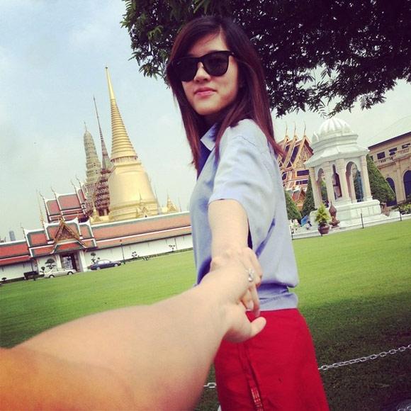 Đất nước chùa vàng Thái Lan.