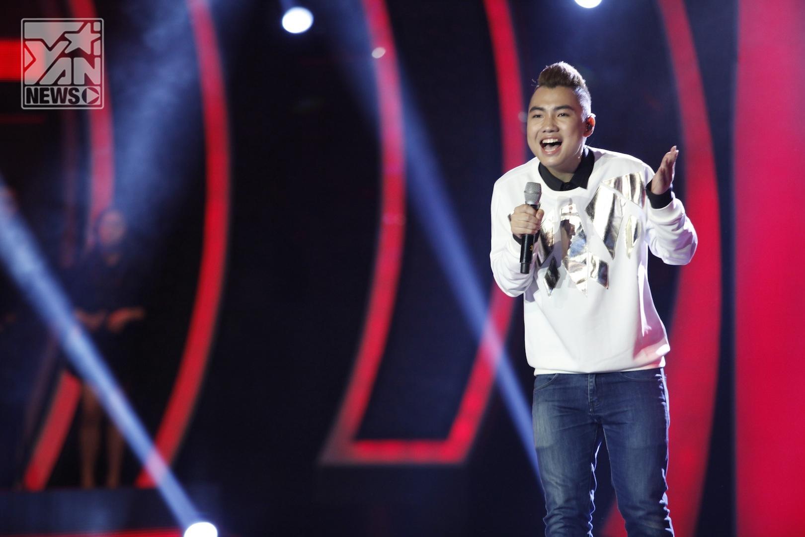 Mỹ Tâm phấn khích với thí sinh nặng ký nhất Vietnam Idol 2013 - Tin sao Viet - Tin tuc sao Viet - Scandal sao Viet - Tin tuc cua Sao - Tin cua Sao