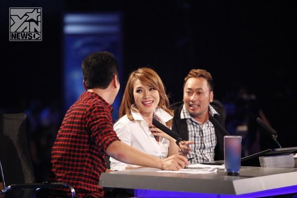 Bộ ba quyền lực Vietnam Idol 2013 - Tin sao Viet - Tin tuc sao Viet - Scandal sao Viet - Tin tuc cua Sao - Tin cua Sao