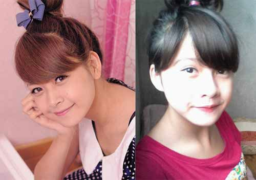 Điểm lại những gương mặt người dưng giống hệt Sao Việt