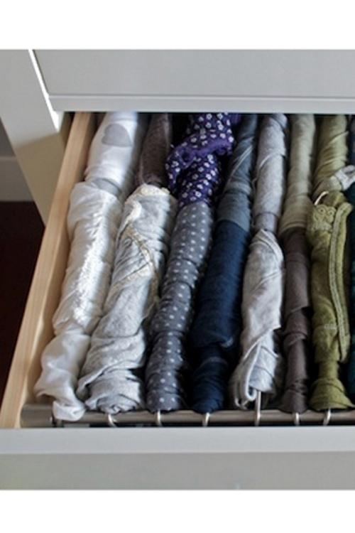 """7 """"tuyệt chiêu"""" giúp tủ quần áo gọn gàng đón Tết"""