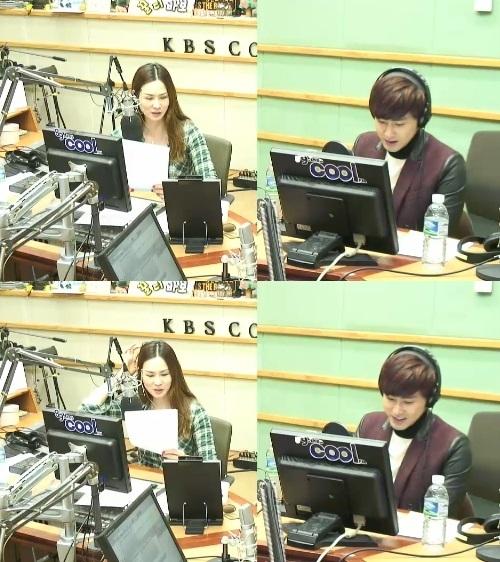 Yunho ngưỡng mộ cặp đôi Yoona và Lee Seung Gi
