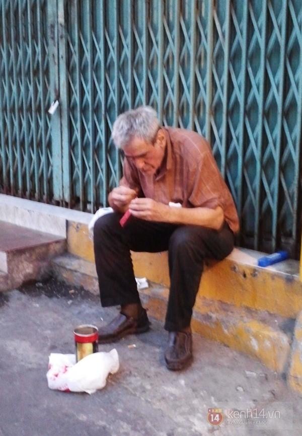 Câu chuyện đáng suy nghĩ về việc kêu gọi giúp một ông Tây ở TP HCM