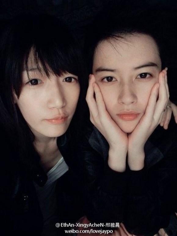 Cô nàng đẹp trai nhất Trung Quốc gây sốt cộng đồng mạng