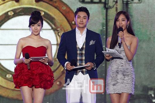 Bộ 3 MC Yuri, Oh Sang Jin, Tiffany chiếm được tình cảm của các fan hâm mộ