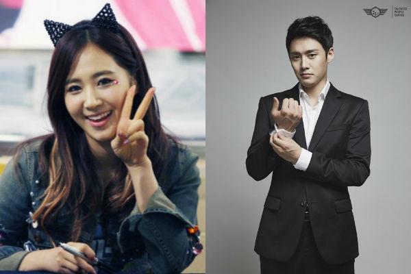 Yuri và Oh Sang Jin sẽ đảm nhận vai trò MC trong chương trình Gaon Chart Kpop Awards lần thứ 3