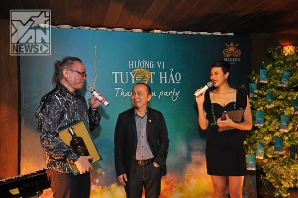 Phương Mai xinh đẹp sánh đôi Quốc Trung dự tiệc cuối năm - Tin sao Viet - Tin tuc sao Viet - Scandal sao Viet - Tin tuc cua Sao - Tin cua Sao