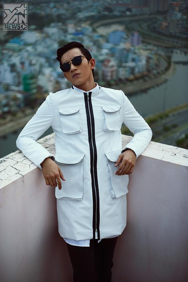 Thời trang xuân hè 2014 ấn tượng cùng siêu mẫu Võ Cảnh