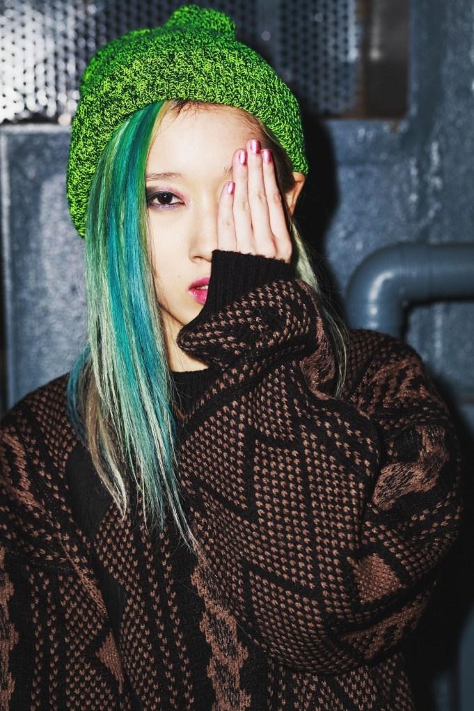 Nhiếp ảnh gia sinh năm 1988 người Giulianova đã có bộ ảnh thời trang cực cá tính chụp tại Tokyo, Nhật Bản.