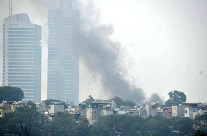 [Điểm tin] Cháy lớn tại nhiều khu vực