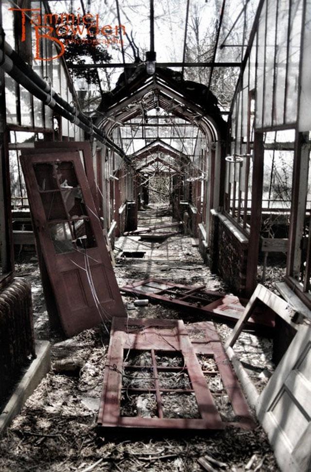 Những nơi bi bỏ hoang đep tuyệt vời