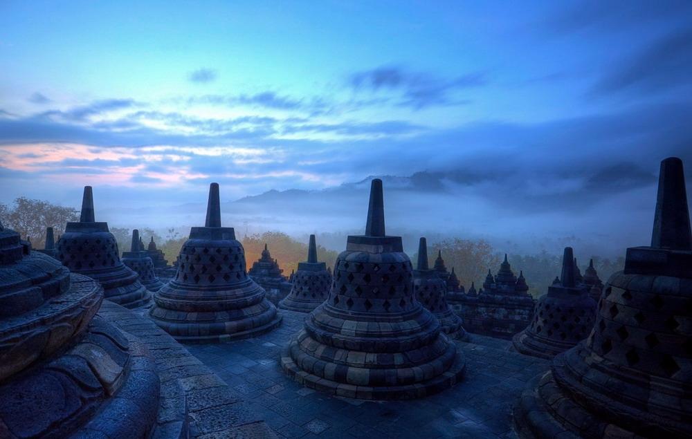 Borobudur - kỳ quan Phật giáo lớn nhất thế giới 2