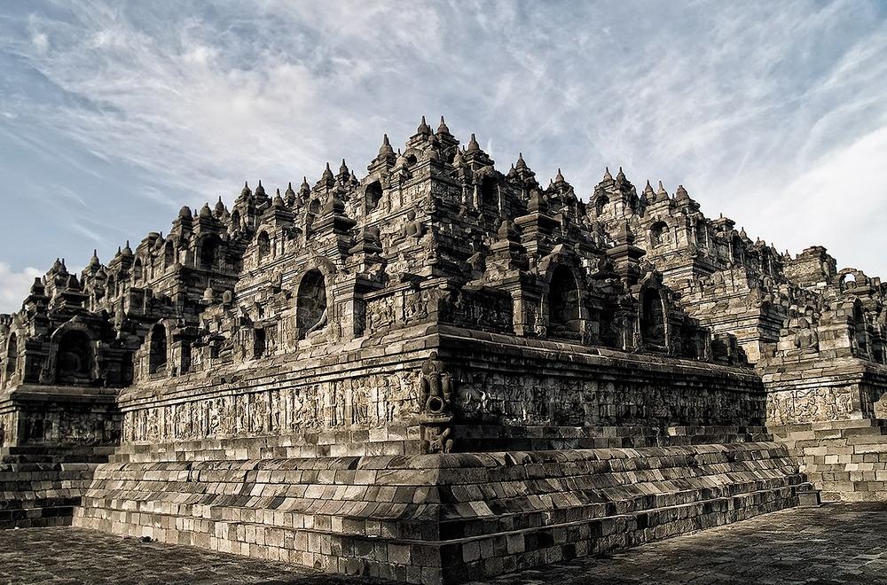 Borobudur - kỳ quan Phật giáo lớn nhất thế giới 3