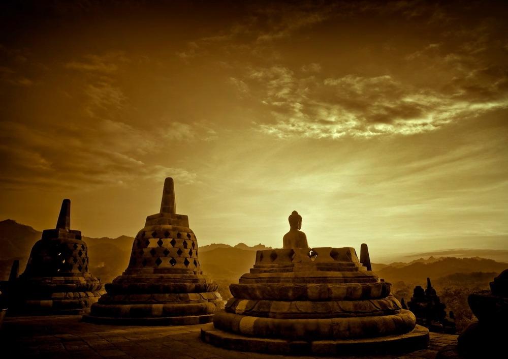 Borobudur - kỳ quan Phật giáo lớn nhất thế giới 5