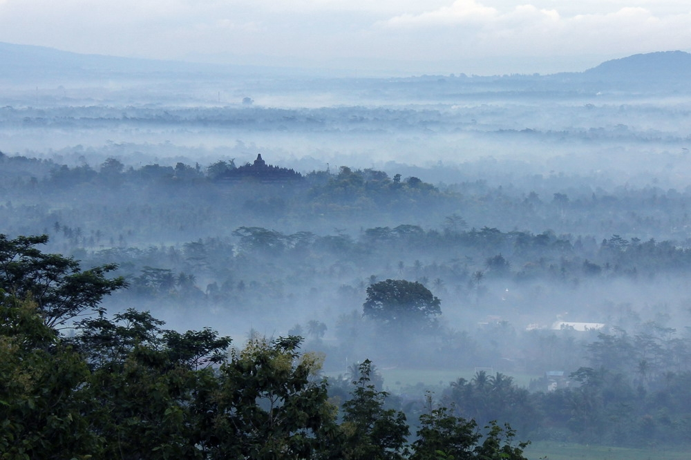 Borobudur - kỳ quan Phật giáo lớn nhất thế giới 7