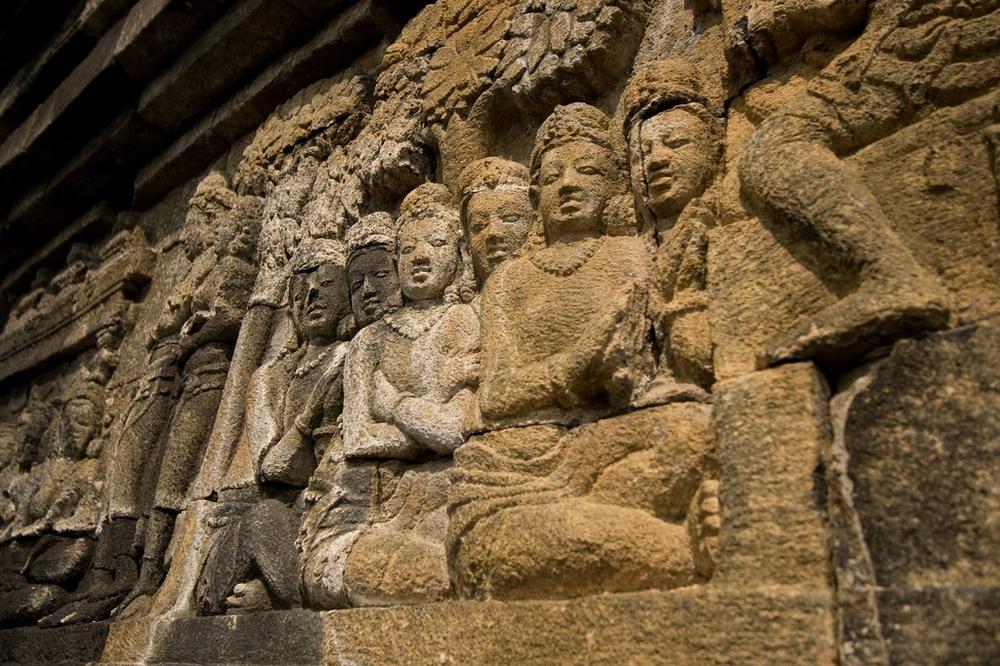 Borobudur - kỳ quan Phật giáo lớn nhất thế giới 11