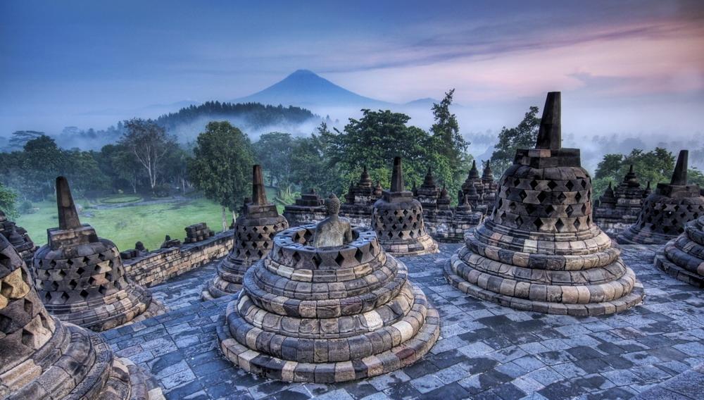 Borobudur - kỳ quan Phật giáo lớn nhất thế giới 8