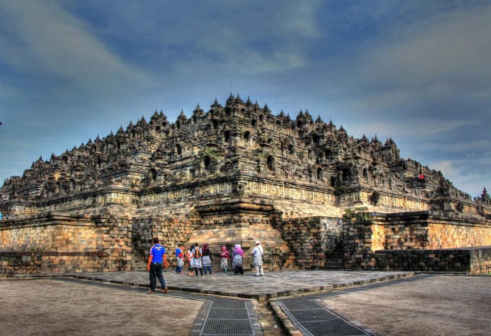 Borobudur - kỳ quan Phật giáo lớn nhất thế giới 13