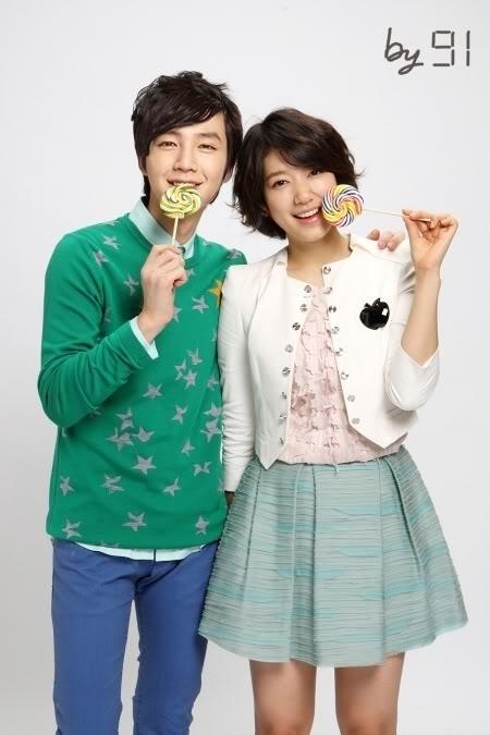 Jang Geun Suk và Park Shin Hye từng là cặp đôi hot nhất năm 2009