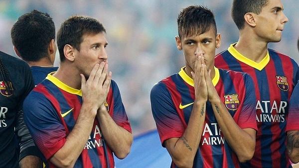 Barca đang có dấu hiệu chững lại